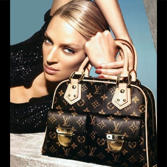 Louis Vuitton Handbags - Sold !!  Vuitton monogram Manhattan handbag
